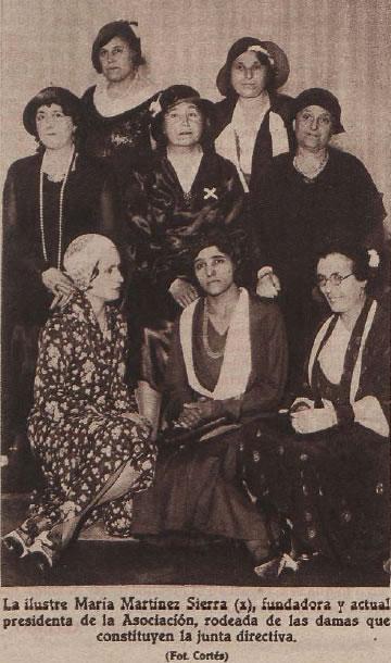 Resultado de imagen de asociacion femenina de educacion civica